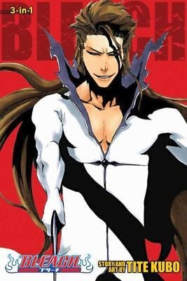 NEW Bleach (3-in-1 Edition) By Tite Kubo Paperback Free Shipping