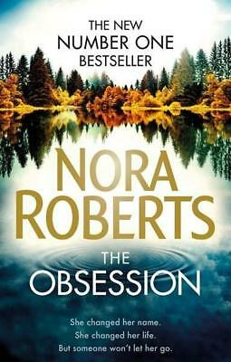NEW The Obsession By Nora Roberts Paperback Free Shipping