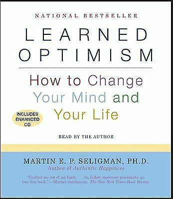 Learned Optimism, Seligman, Martin  E. P.