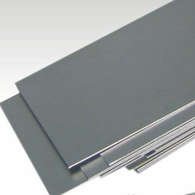 Magnesium Foil Small Sheet 1x120x100mm (very thick) 99.8%
