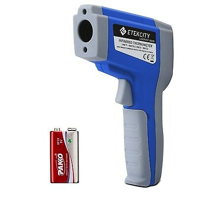 Etekcity 1022D Digital Infrared Thermometer Gun Dual Laser Non-contact -58~10...
