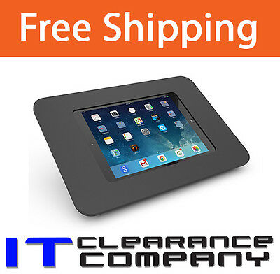 MACLOCKS iPad Mini Rokku Case Enclosure Kiosk Black 8416537 Fits all iPad Mini