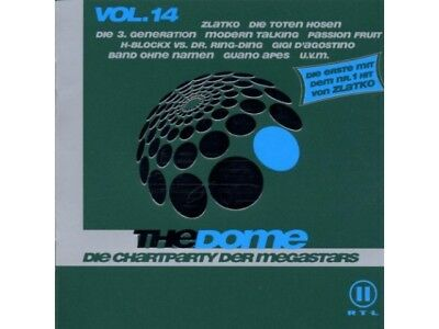 The Dome Vol. 14 [Audio CD] Various - AKZEPTABEL