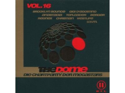 The Dome Vol. 16 [Audio CD] Various - AKZEPTABEL