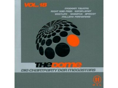 The Dome Vol.18 [Audio CD] Various - AKZEPTABEL
