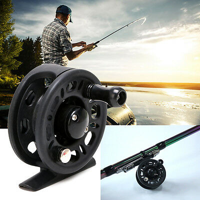 40/50/60mm Fly Fish Reel Former 1BB Ball Bearing Reel Rafting Ice Fishing Wheel