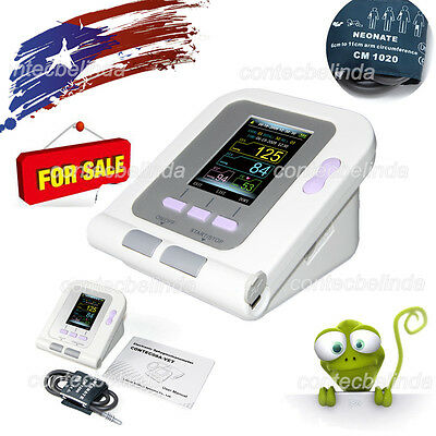 CONTEC Veterinary Vet digital Blood Pressure&Heart Beat Monitor CONTEC08A FDA US