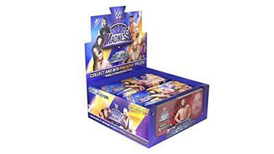 Full Box of WWE Flip Madness Flipping Mini Animated Books Wrestling Memorabilia