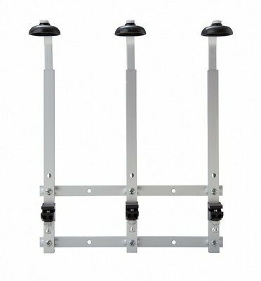 3 Bottle 1.5 Litre Wall Mounted Fixing Spirit Optic Bracket Rack Bar Equipment