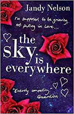 The Sky Is Everywhere, New, Nelson, Jandy Book