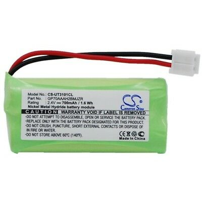 Replacement Battery For UNIDEN 25250