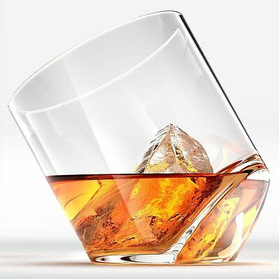 Ashcroft Rocker Whiskey Glasses Set of 2