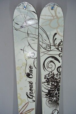 SKIS Carving/ All Mountain -HEAD GREAT ONE-159cm-GOOD LADIES SKIS