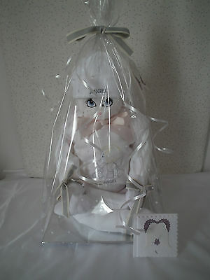 Baby Girl 0-3 Month Baby Doll Hamper gift / New Baby / Christening unique & cute