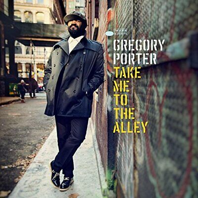 Gregory Porter - Take Me To The Alley - Gregory Porter CD 8MVG The Cheap Fast