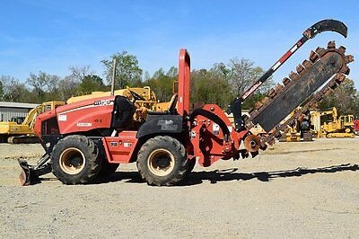 2012 Ditch Witch RT55 Ditch Witch- E6384 Trenchers