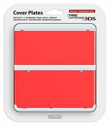 New Nintedo 3DS: 018 Coverplate - Limited Edition