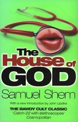 The House of God by Samuel Shem 9780552991223 (Paperback, 1998)