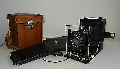 Vintage Plattenkamera Beautifull Jos. Schneider Kreuznach equipment