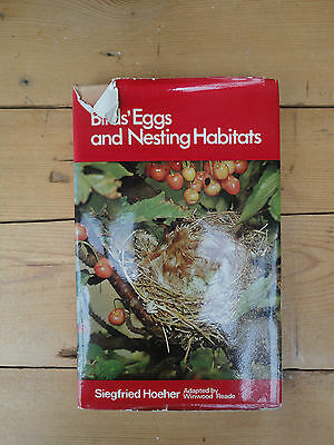 The Pocket Encyclopaedia of Birds Eggs & Habitats By Siegfried Hoeher Book