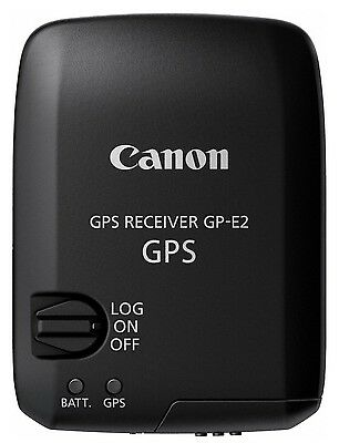 Canon Gp-E2 Gpe2 Gps Receiver For Canon Eos From Japan