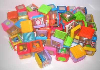 45 Peek A Blocks Ages 1+ FISHER PRICE