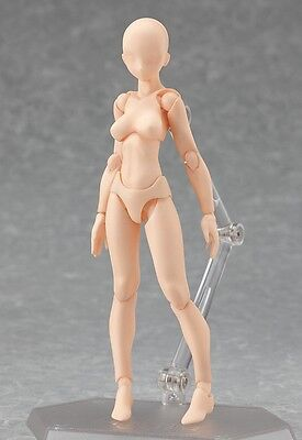 Japanese Anime She Flesh Color Version 13cm Figma Action Figure Doll New In Box