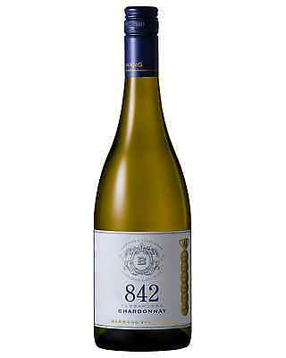 Barwang 842 Chardonnay case of 6 Dry White Wine 750mL Tumbarumba