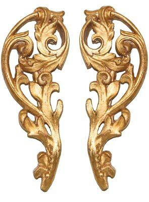 Hickory Manor House Open Leaf Curtain Tieback