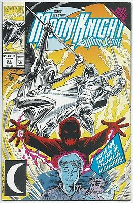 Marc Spector: Moon Knight # 41 NM- 1992