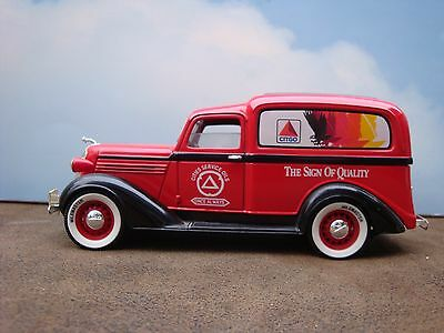 Citgo 1936 Dodge Panel Delivery 1/25th scale Die Cast Collectors Coin Bank