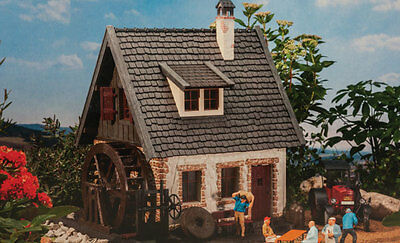Pola G Scale 1/22.5 Water Mill Building Kit | Ships From Usa | 331786