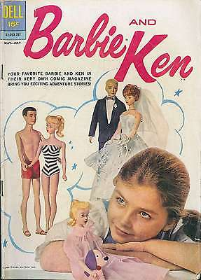 Barbie And Ken #1 (01-053-207) (1962) Photocopy Comic Book - Dell Comics