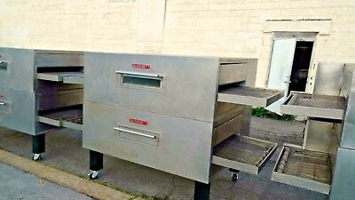 Blodgett Gas Conveyor Pizza Oven Model MG-32 Completely Reconditioned
