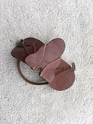 Vintage Breyer Horse Traditional Accessory Leather English All Purpose Saddle