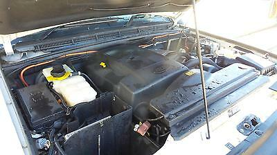 LANDROVER DISCOVERY Engine DIESEL, 2.5, TURBO, 02/99-03/05 99 00 01 02 03 04 05