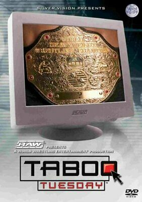 Wwe - WWE - Taboo Tuesday [DVD] - DVD  9GVG The Cheap Fast Free Post