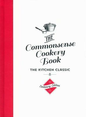 NEW The Commonsense Cookery Book By Home Economics Institute of Australia