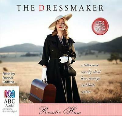 NEW The Dressmaker By Rosalie Ham Audio CD Free Shipping