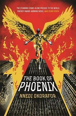 NEW The Book of Phoenix By Nnedi Okorafor Paperback Free Shipping