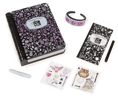 New PROJECT Mc2 A.D.I.S.N JOURNAL PLAYSET INTERACTIVE SPY BRACELET NOTEBOOK