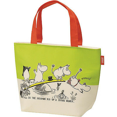 Moomin Design, Keep Cold, Lunch Tote Storage Bag