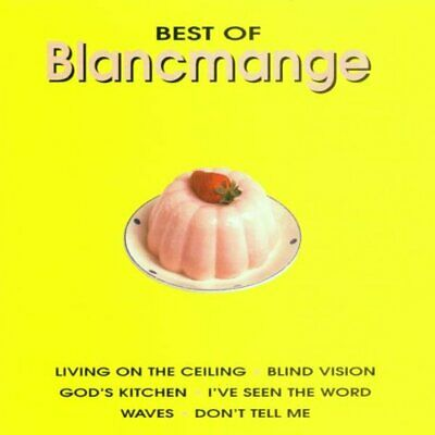 Blancmange - Best Of Blancmange - Blancmange CD F5VG The Cheap Fast Free Post