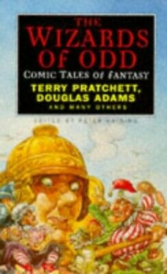 The Wizards Of Odd: Comic Tales of Fantasy Paperback Book The Cheap Fast Free