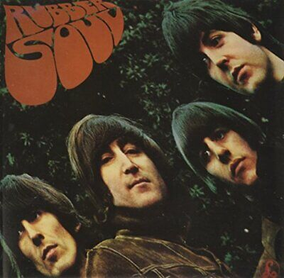 The Beatles - Rubber Soul - The Beatles CD AOVG The Cheap Fast Free Post The