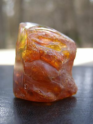 BALTIC AMBER STONE, 13 g. GENUINE BALTIC AMBER.
