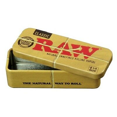 RAW Roll Caddy 1-1/4 Metal Rolling Case