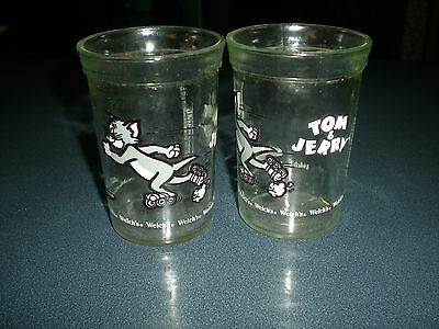 welches tom and jerry glasses