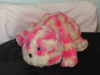 Bagpuss the Cat Soft Plush toy. 10 inches long