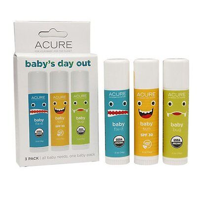 ACURE Organic's Baby's Day Out - WHOLESALE